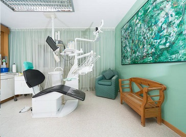 Private practice for dentistry Friedwart von Skerst